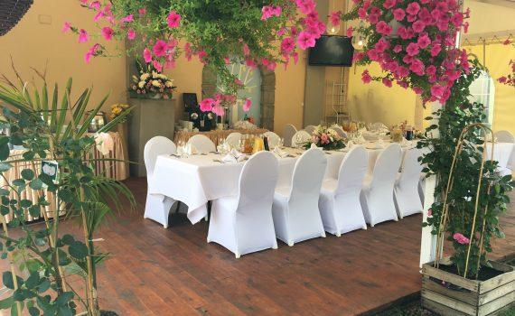 Restauracja Lemon Tree_Imprezy w ogrodzie