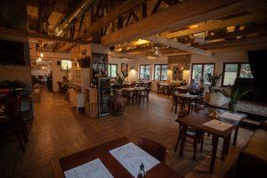 Restauracja Lemon Tree_Sala restauracyjna